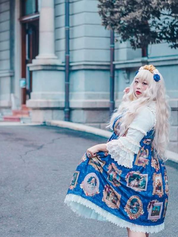 Rita Huangの「Lolita fashion」をテーマにしたコーディネート(2019/11/06)