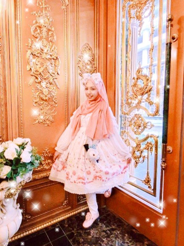 Chihaya Bibi's 「Lolita」themed photo (2019/11/07)