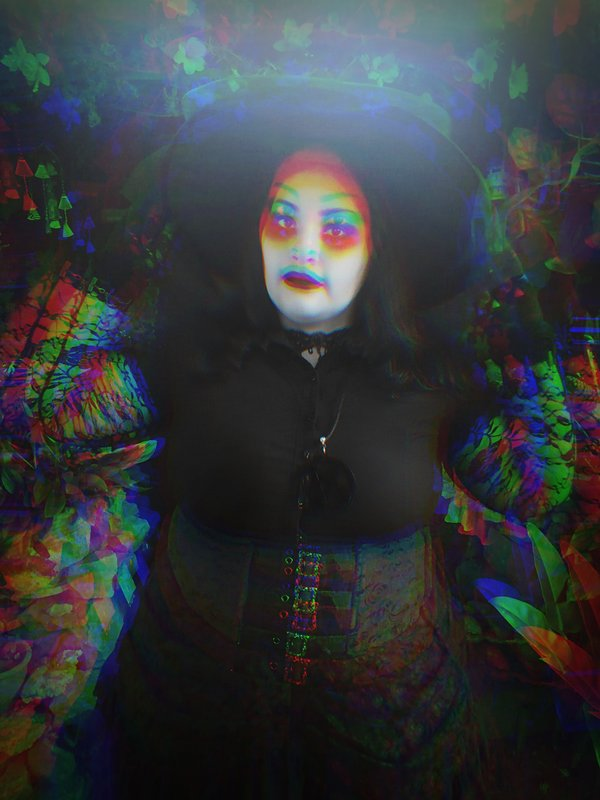 Bara No Hime's 「Halloween」themed photo (2019/11/09)