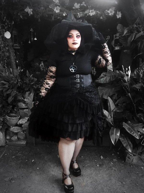Bara No Himeの「Halloween」をテーマにしたコーディネート(2019/11/09)