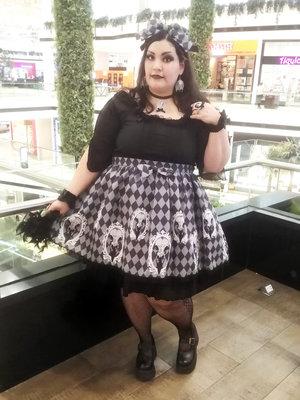 是Bara No Hime以「Gothic Lolita」为主题投稿的照片(2019/11/09)
