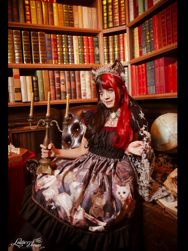 林南舒の「Lolita fashion」をテーマにしたコーディネート(2019/11/11)