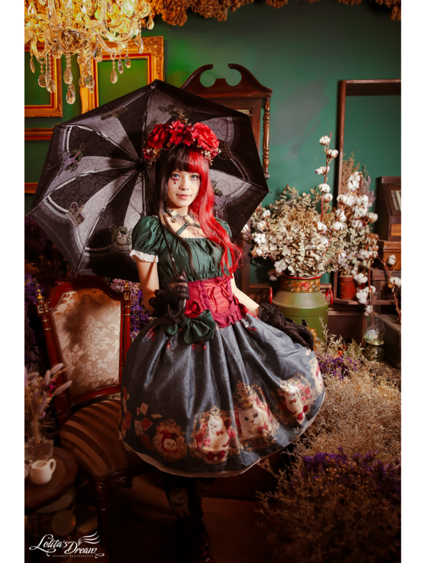 林南舒's 「Lolita fashion」themed photo (2019/11/11)