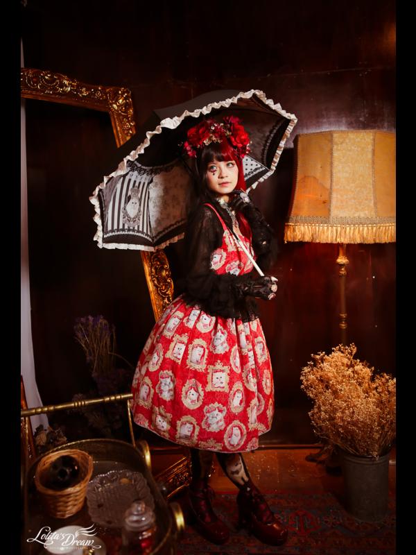 林南舒の「Lolita」をテーマにしたコーディネート(2019/11/11)