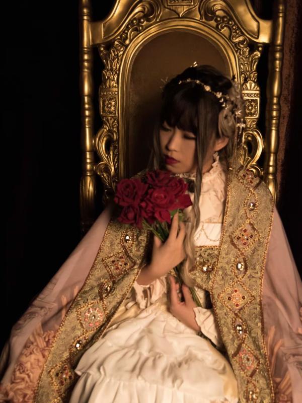 eve&anachronismの「Lolita」をテーマにしたコーディネート(2019/11/12)