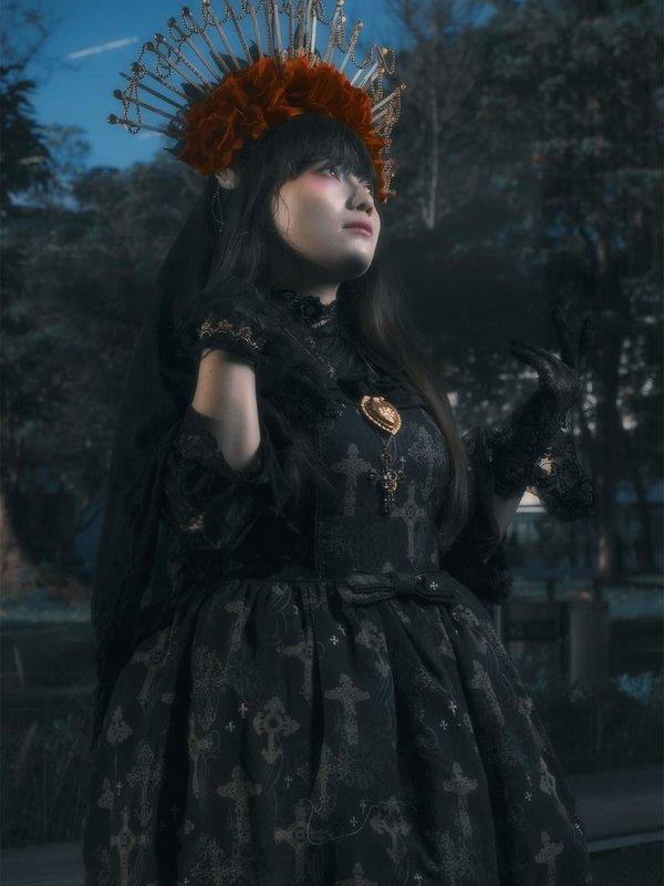 L chanの「Lolita」をテーマにしたコーディネート(2019/11/12)