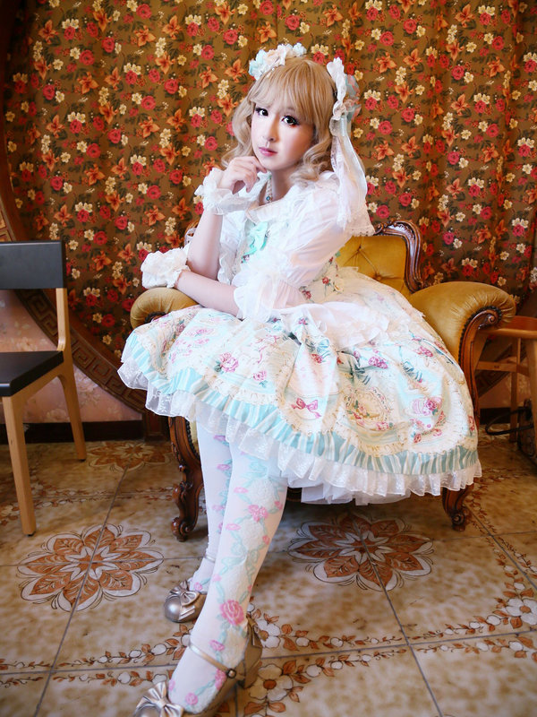 兔小璐's 「Angelic pretty」themed photo (2019/11/13)