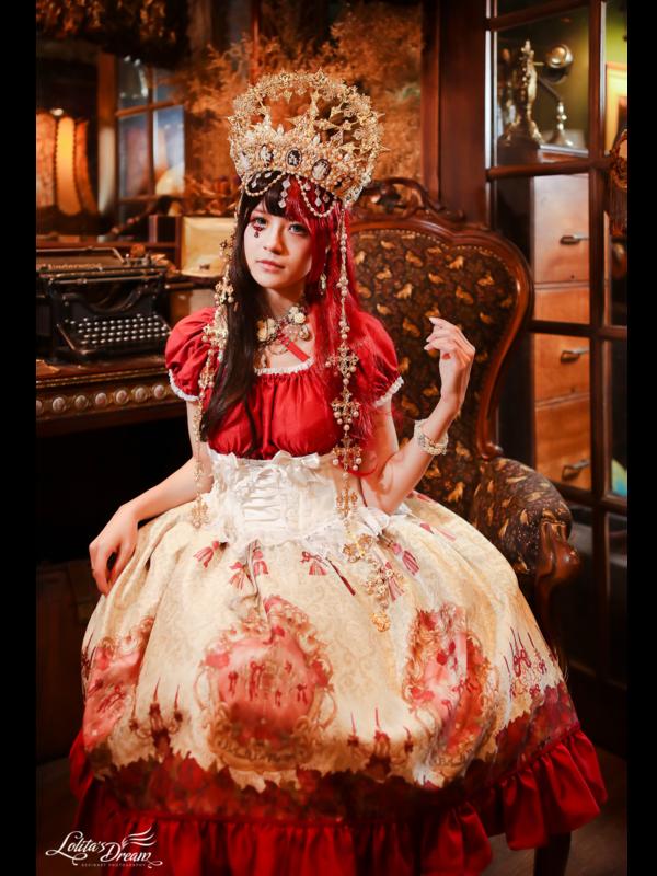 林南舒's 「Lolita fashion」themed photo (2019/11/14)