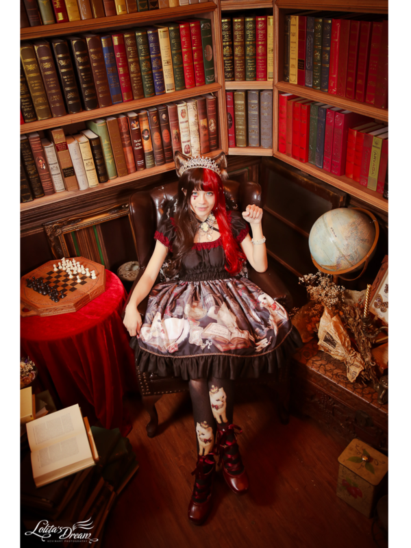 林南舒's 「Lolita fashion」themed photo (2019/11/14)