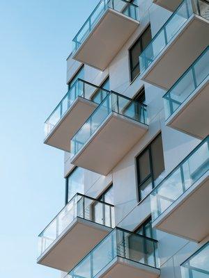 Apartment architecture balconies 2462015