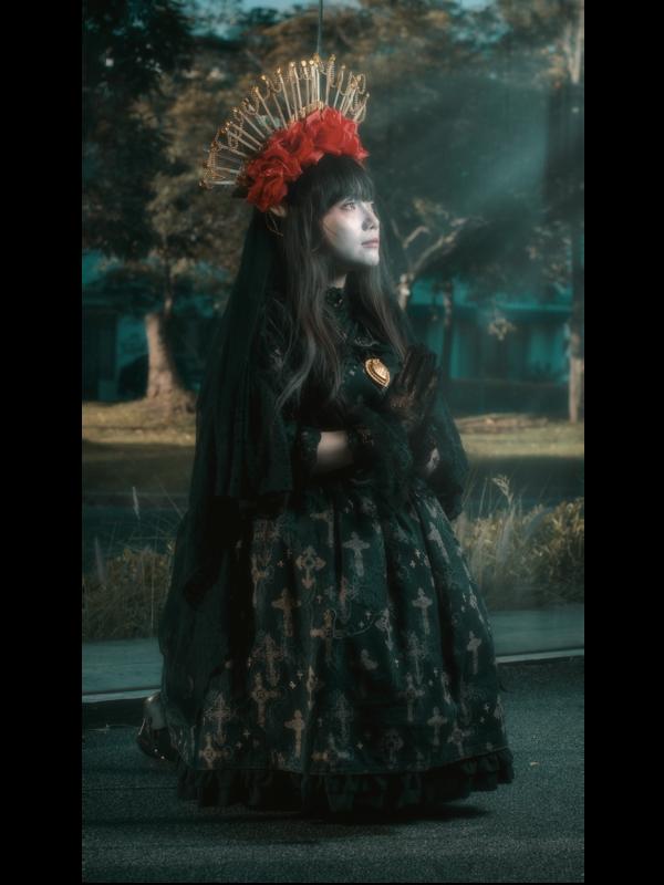 L chanの「Lolita」をテーマにしたコーディネート(2019/12/06)