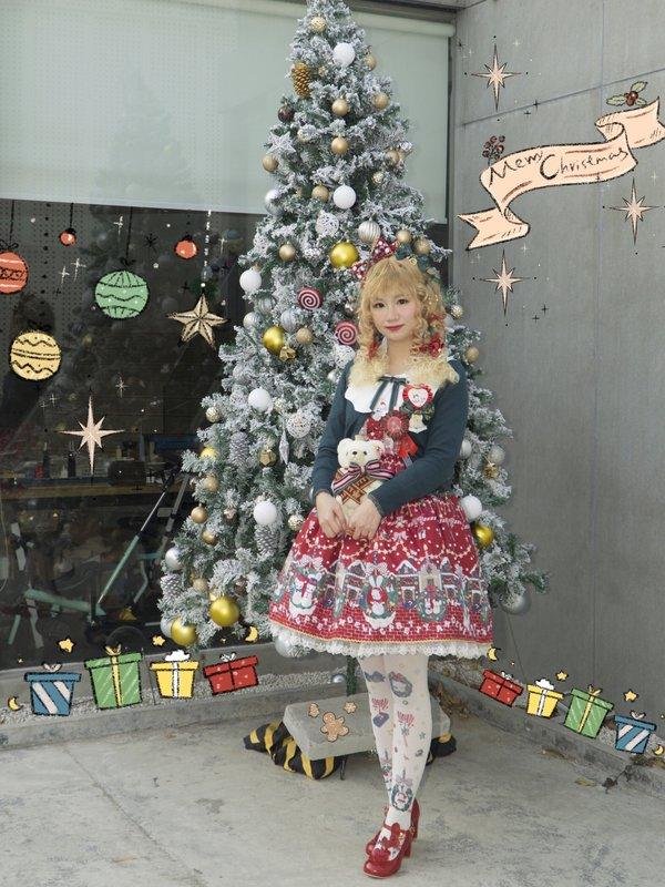 是彻丽_赞比以「Angelic pretty」为主题投稿的照片(2019/12/07)
