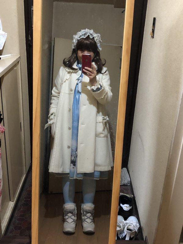 是雪姫以「Angelic pretty」为主题投稿的照片(2019/12/07)