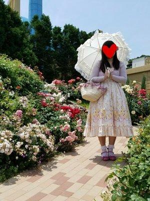 Marillの「Victorian maiden」をテーマにしたコーディネート(2017/06/05)