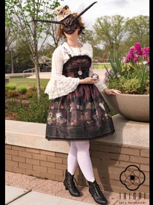 MidnightSword's 「Gothic Lolita」themed photo (2019/12/15)