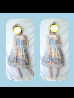 柒実Nanami's 「Lolita」themed photo (2019/12/15)