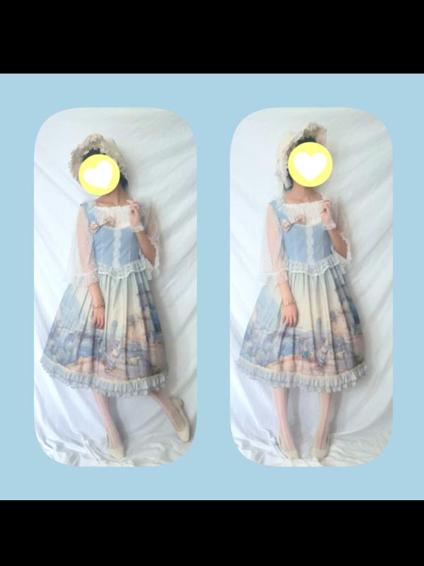 是柒実Nanami以「Lolita」为主题投稿的照片(2019/12/15)