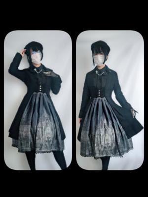 柒実Nanamiの「Lolita」をテーマにしたコーディネート(2019/12/15)