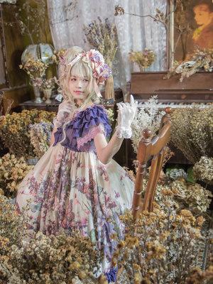 林南舒の「Lolita」をテーマにしたコーディネート(2019/12/20)