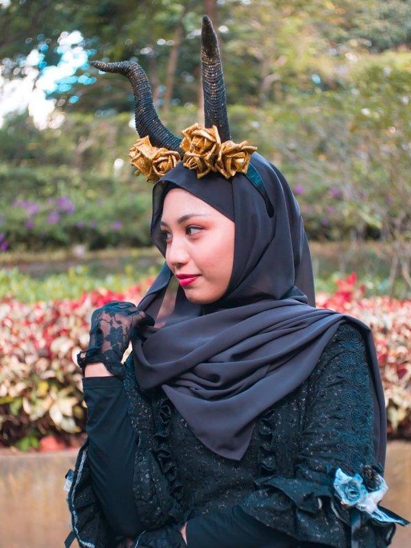 Chihaya Bibiの「Gothic Lolita」をテーマにしたコーディネート(2019/12/29)