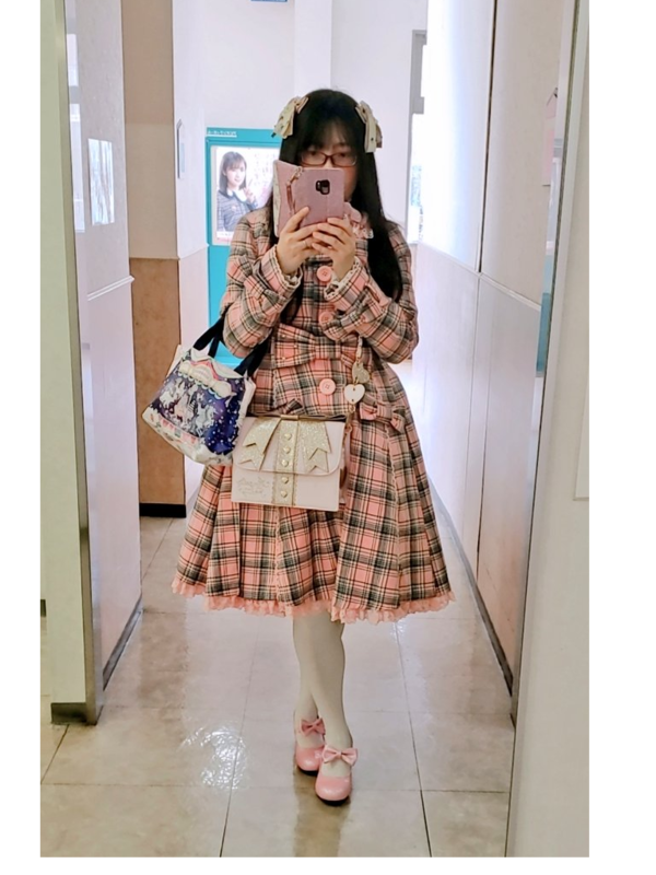 mococorin's 「Lolita」themed photo (2019/12/30)