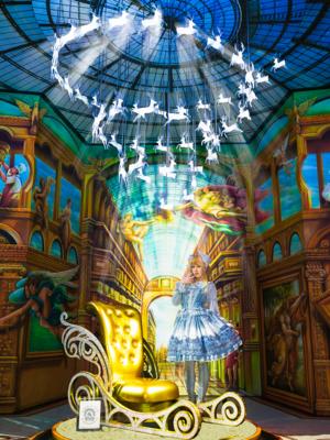 兔小璐の「Atelier 17」をテーマにしたコーディネート(2019/12/30)