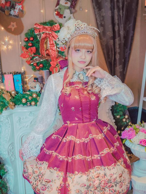 林南舒の「Lolita」をテーマにしたコーディネート(2019/12/31)