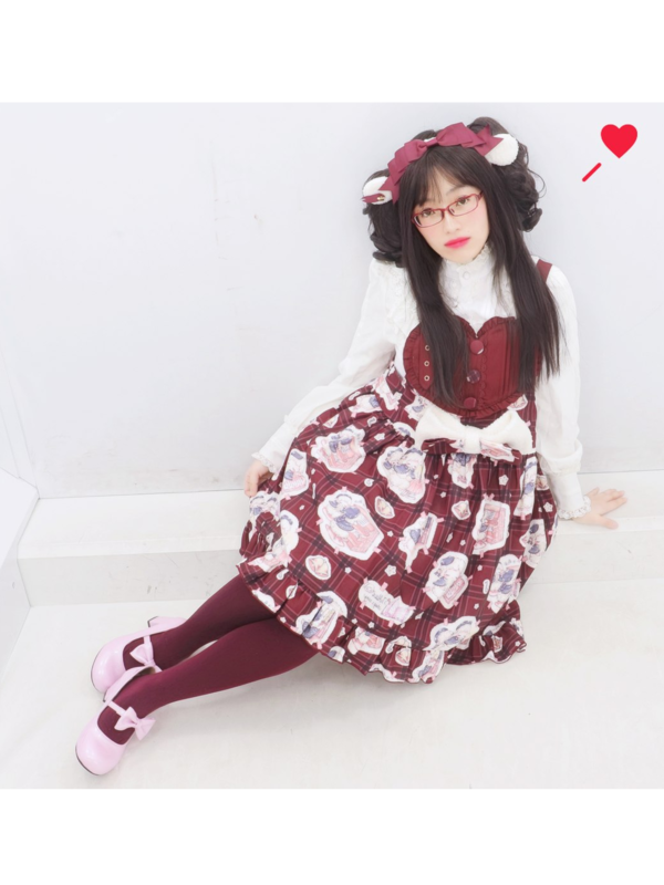 mococorin's 「Lolita」themed photo (2020/01/03)