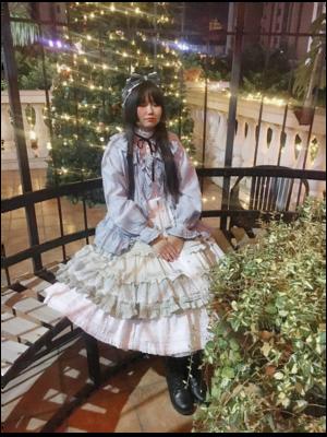 沉迷于红茶和啵酱的风璃の「Lolita」をテーマにしたコーディネート(2020/01/04)