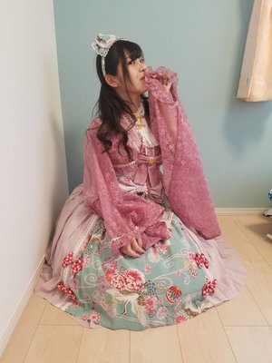 mikumo's 「Lolita fashion」themed photo (2020/01/06)