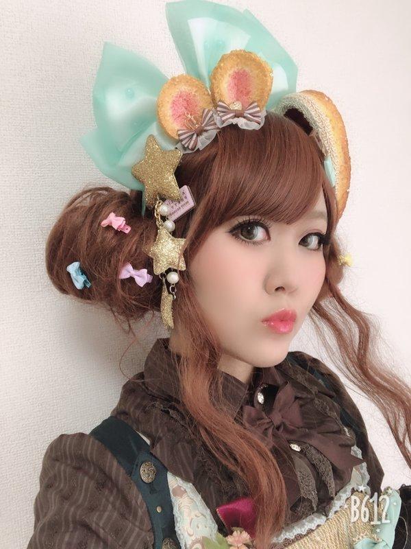 望月まりも☆ハニエル's 「Lolita」themed photo (2020/01/06)