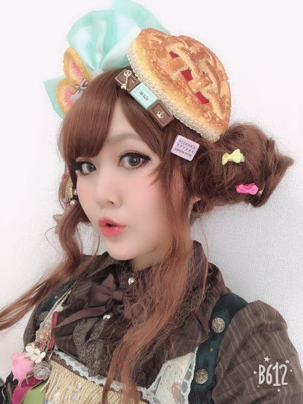 望月まりも☆ハニエルの「Lolita」をテーマにしたコーディネート(2020/01/06)