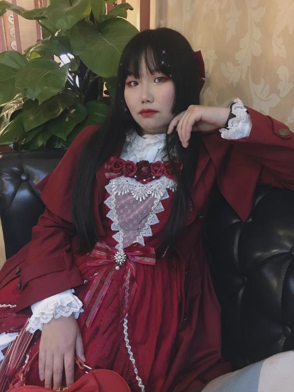 是沉迷于红茶和啵酱的风璃以「Lolita」为主题投稿的照片(2020/01/16)