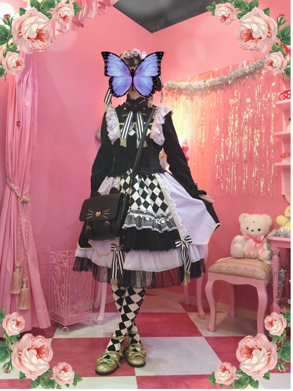 きらちゃんの「Lolita」をテーマにしたコーディネート(2020/01/18)