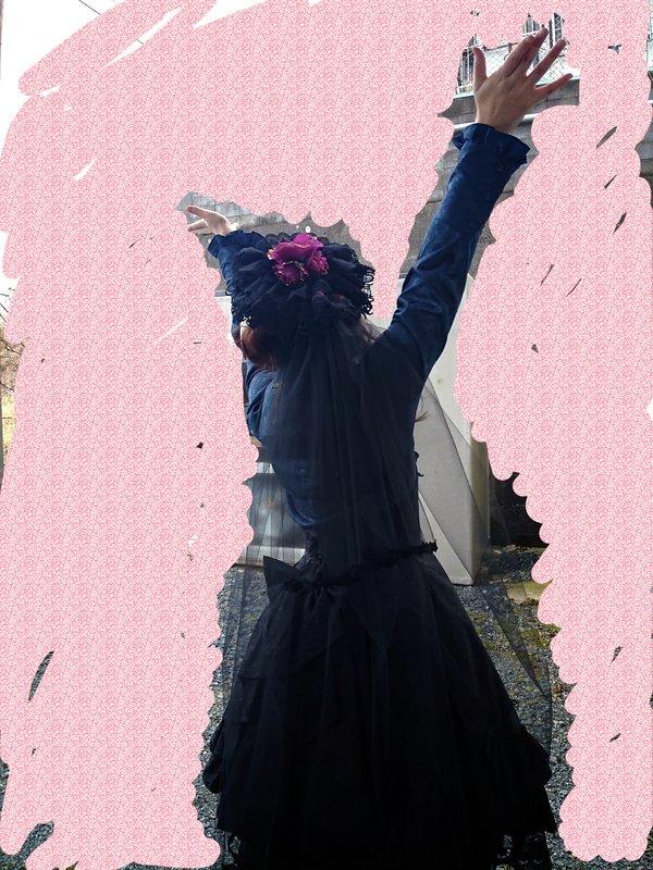 mitamipoの「ALICE and the PIRATES」をテーマにしたコーディネート(2020/01/20)