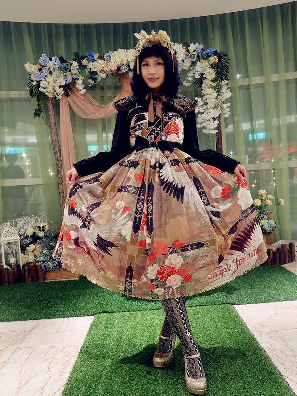 林南舒's 「Triple*fortune」themed photo (2020/01/20)