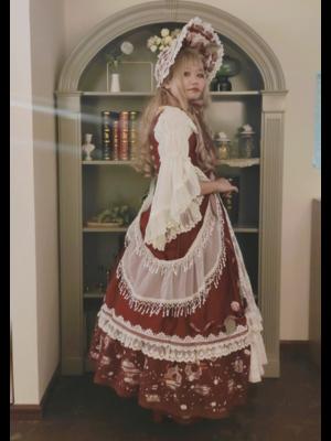 沉迷于红茶和啵酱的风璃の「Lolita」をテーマにしたコーディネート(2020/01/21)