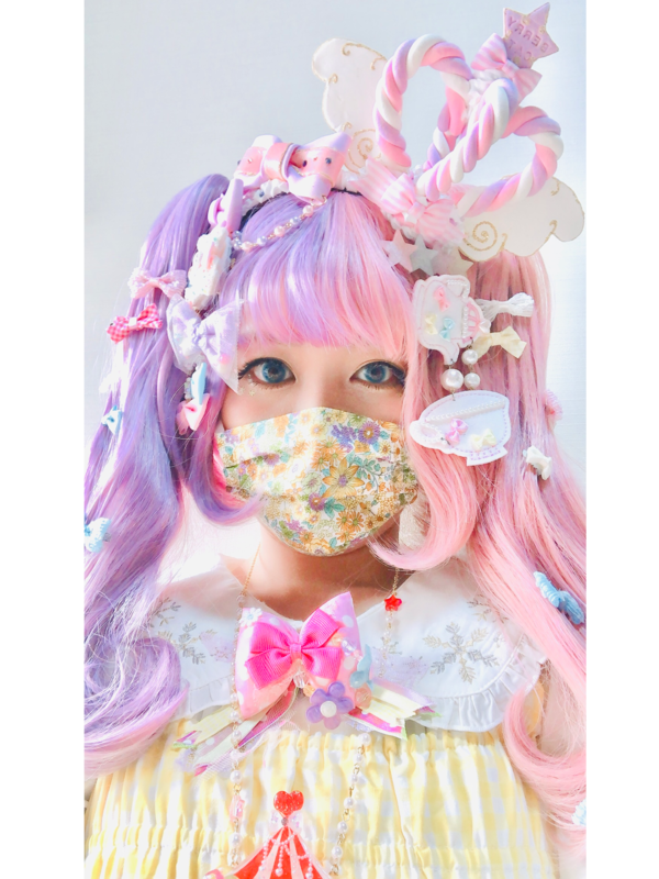 望月まりも☆ハニエルの「Lolita」をテーマにしたコーディネート(2020/01/26)