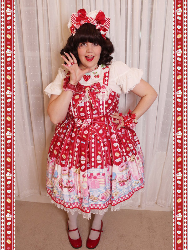 Raine Dragonの「Lolita」をテーマにしたコーディネート(2020/01/29)