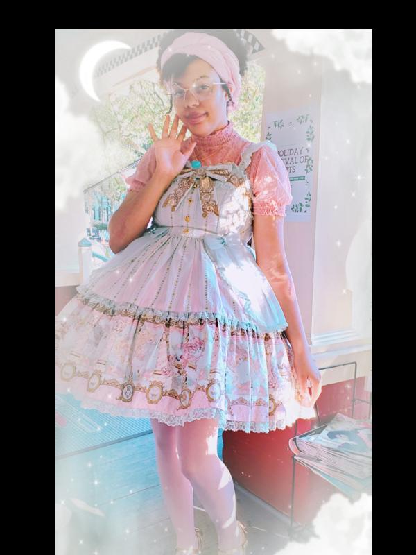 是Star以「Angelic pretty」为主题投稿的照片(2020/01/29)