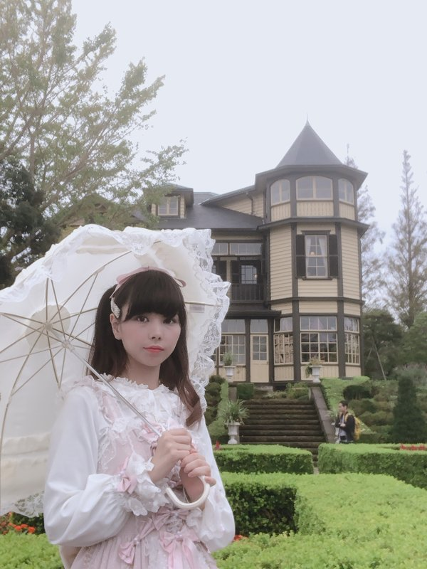 Saki's 「Lolita fashion」themed photo (2020/01/29)
