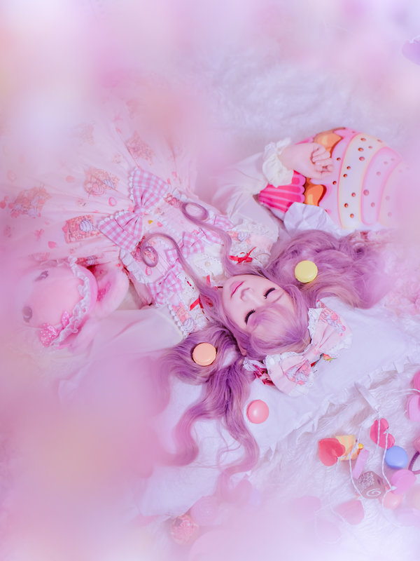 Mico's 「Lolita fashion」themed photo (2020/01/30)