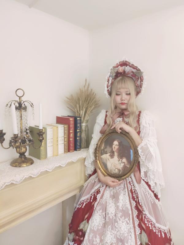 沉迷于红茶和啵酱的风璃's 「Lolita」themed photo (2020/01/31)