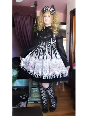 elyse 's 「Lolita fashion」themed photo (2020/02/02)