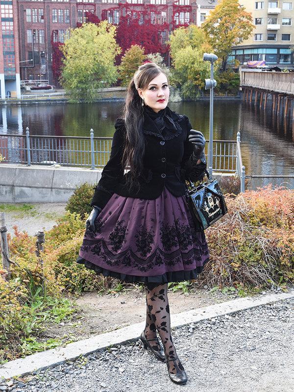 Marjo Laineの「Victorian maiden」をテーマにしたコーディネート(2020/02/02)