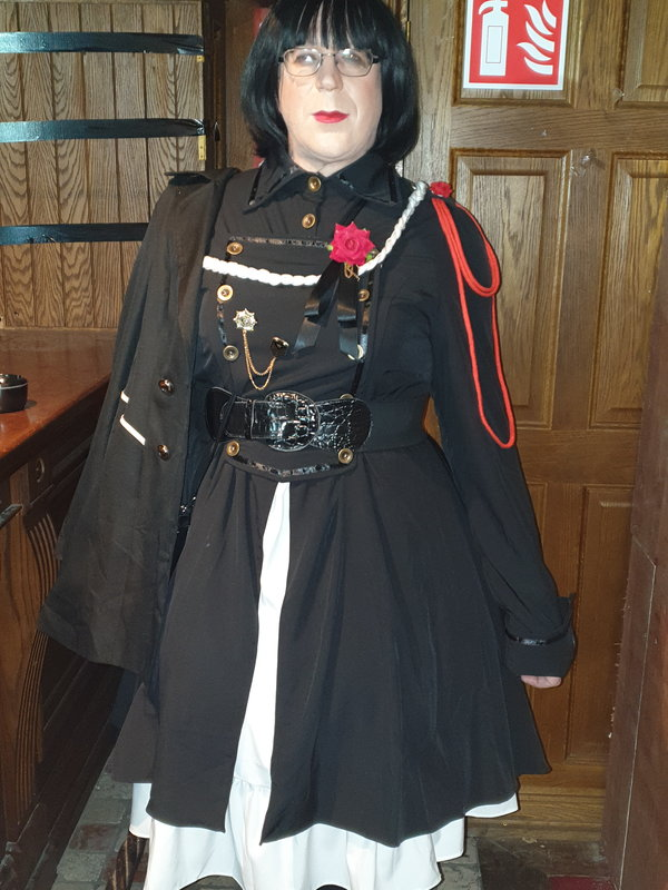 Miss Paulaの「Lolita fashion」をテーマにしたコーディネート(2020/02/07)