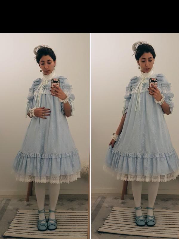 Fortune Tea Ladyの「Angelic pretty」をテーマにしたコーディネート(2020/02/08)