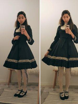 Fortune Tea Ladyの「Victorian maiden」をテーマにしたコーディネート(2020/02/08)