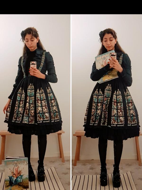 是Fortune Tea Lady以「Lolita fashion」为主题投稿的照片(2020/02/08)
