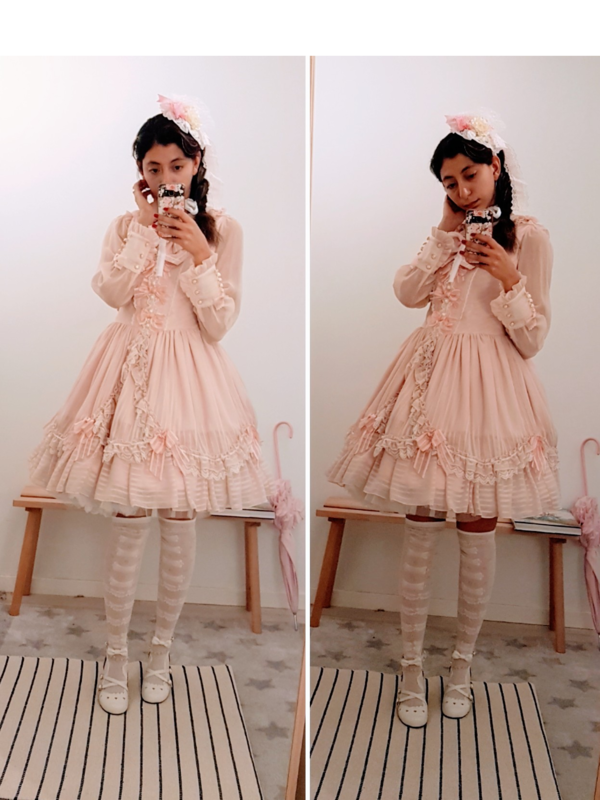 Fortune Tea Lady's 「Lolita fashion」themed photo (2020/02/08)